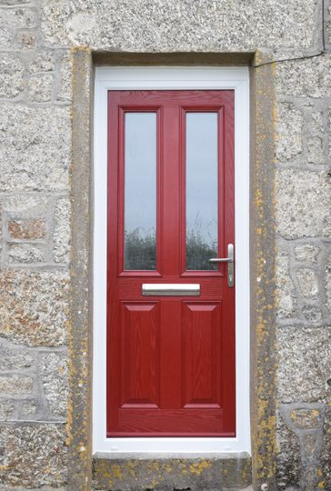 Composite Door St Just